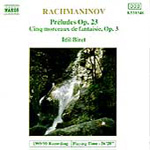 Rachmaninov: Preludes, Vol. 1 (CD)