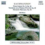 Rachmaninov: Piano Works (CD)