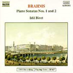 Brahms: Piano Sonatas (CD)