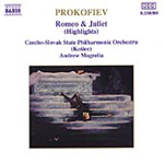 Prokofiev: Romeo & Juliet Suites (CD)