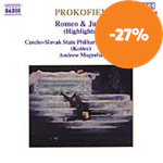 Produktbilde for Prokofiev: Romeo & Juliet Suites (CD)