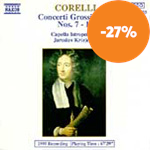 Produktbilde for Corelli: Concerti Grossi Op 6 Nos 7-12 (CD)