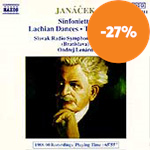 Produktbilde for Janacek: Orchestral works (CD)