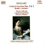 Mozart & Saint-Saëns: Violin Works (CD)