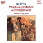 Bartók: Mikrokosmos - Selection (CD)