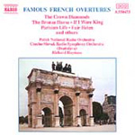Famous French Overtures (CD)