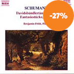 Produktbilde for Schumann: Piano Works (CD)