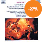 Produktbilde for Mozart: Sacred Choral Works (CD)