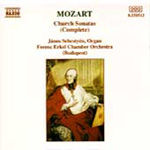 Mozart: Church Sonatas (CD)