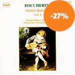 Boccherini: Guitar Quintets, Vol.2 (CD)