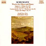 Schuamnn: Works for Oboe & Piano (CD)