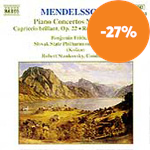 Mendelssohn: Works for Piano & Orchestra (CD)