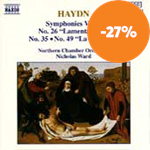 Produktbilde for Haydn: Symphonies (CD)