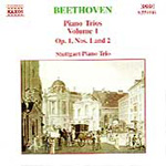 Beethoven: Piano Trios, Volume 1 (CD)