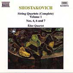 Shostakovich: String Quartets, Vol. 1 (CD)