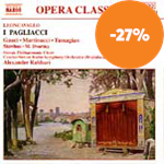 Produktbilde for Leoncavallo: I Pagliacci (CD)