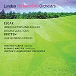 Elgar: Introduction and Allegro; Enigma Variations; Britten: Our Hunting Fathers (CD)