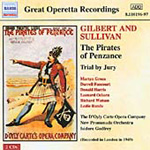 Sullivan: The Pirates of Penzance; Trial by Jury. (CD)