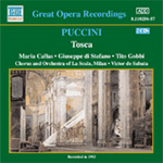Produktbilde for Puccini: Tosca (CD)