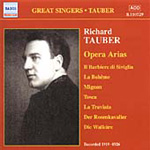 Tauber Sings Opera Arias (CD)