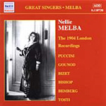 Nellie Melba - London Recordings 1904 (CD)
