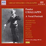 Chaliapin - Vocal Portrait (CD)