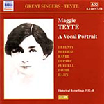 Maggie Teyte - A Vocal portrait (CD)
