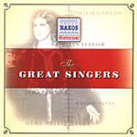 The Great Singers (CD)