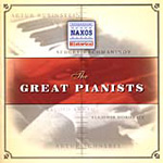 The Great Pianists (CD)