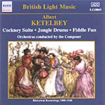Ketèlbey conducts Ketèlbey (CD)