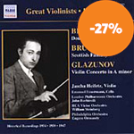 Produktbilde for Brahms. Bruch. Glazunov (CD)
