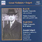Bach; Tartini: Violin Concertos (CD)