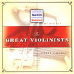 The Great Violinists (CD)