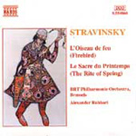 Stravinsky: Ballets (The Rite of Spring / Firebird) (CD)