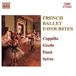 French Ballet Favourites (CD)