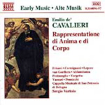 Cavalieri: Rappresentatione di Anima e di Corpo (CD)
