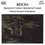 Reicha: Wind Quintets, Vol. 1 (CD)