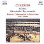 Chabrier: Orchestral Works (CD)