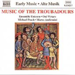 Music of the Troubadours (CD)