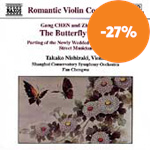 Produktbilde for The Butterfly Lovers (CD)