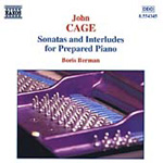 Cage: Sonatas and Interludes for Prepared Piano (CD)