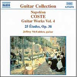 Coste: Guitar Works, Volume 4 (CD)