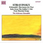 Stravinsky: Miniatures (CD)