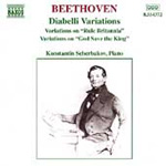 Beethoven: Variations for Piano (CD)