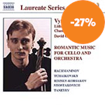 Romantic Cello Works (CD)
