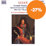 Lully: Grand Motets, Volume 2 (CD)