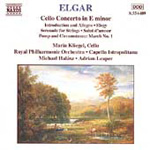 Elgar: Cello Concerto; Orchestral Works (CD)