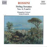 Rossini: String Sonatas Nos 4-6. (CD)