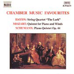 Chamber Music Favourites (CD)