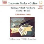 Fabio Zanon - Guitar Recital (CD)
